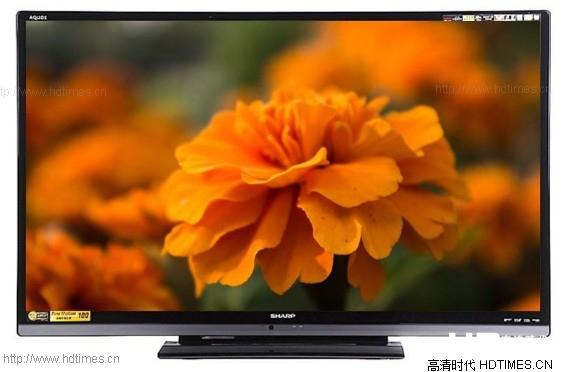 夏普LCD-52LX545A超晶面板 1080P画质