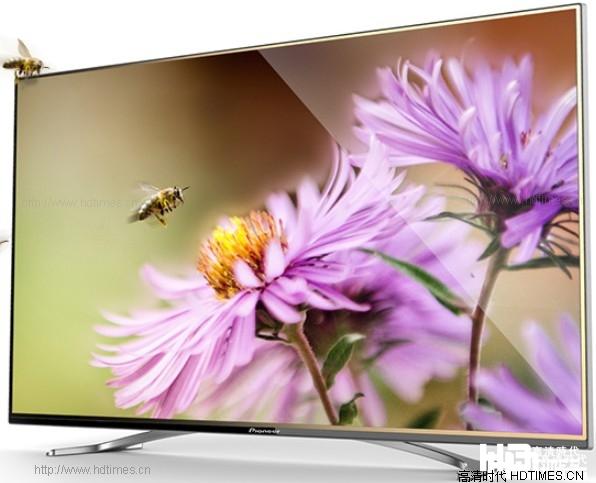 先锋LED-50U600D 4K电视上市 超清画质