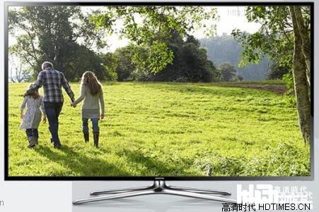 三星UA55F6400智能高清电视