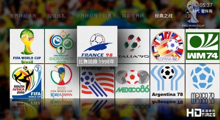 世界比赛回顾