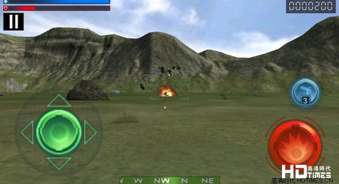 禁锢坦克3D安卓版加载
