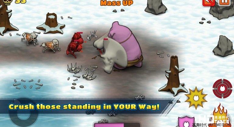 粉红小猪拯救世界打精英怪