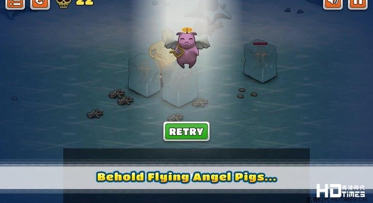 粉红小猪拯救世界角色死亡