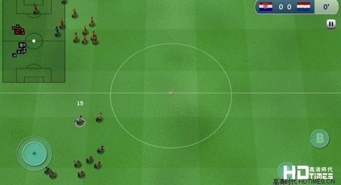 动感足球TV版开球