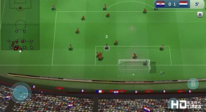 动感足球TV版游戏截图