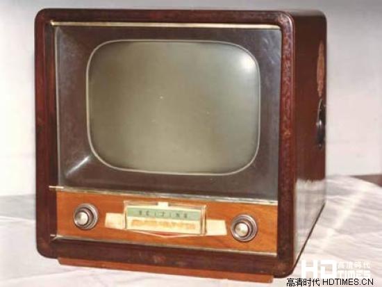 电视机的发展历程