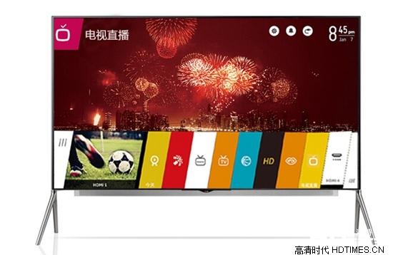 LG的IPS硬屏电视怎么样? 五大特点全面剖析