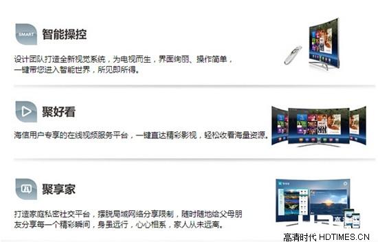 海信65寸4K曲面电视京东预售 售价14999
