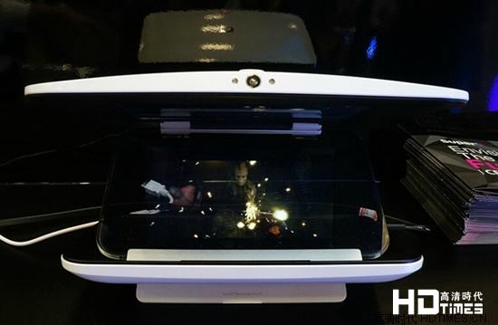 首款裸眼3D智能硬件设备3D Box现身国内