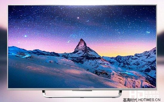 安卓5.0系统! 索尼49寸4K电视新品上市