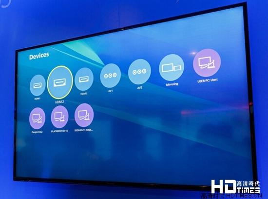 IFA2015 松下4K电视新品图像质量惊人