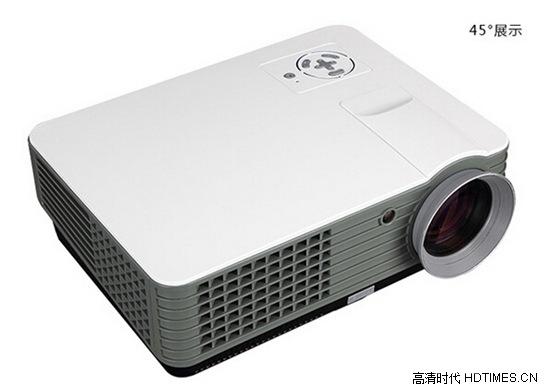 五款超便宜1080p投影机推荐  心动不如行动