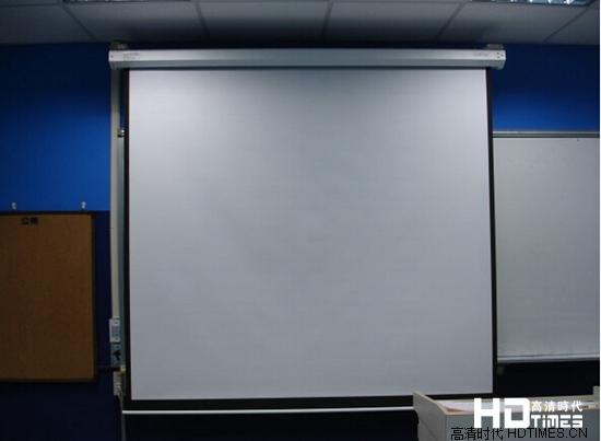 100寸投影幕布尺寸到底有多大?