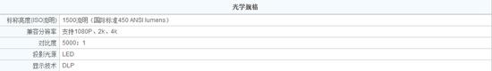 一样价格哪家强?解析坚果G1和极米Z4X对比
