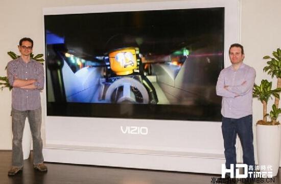 Vizio推120英寸HDR电视 售价堪比高配宝马