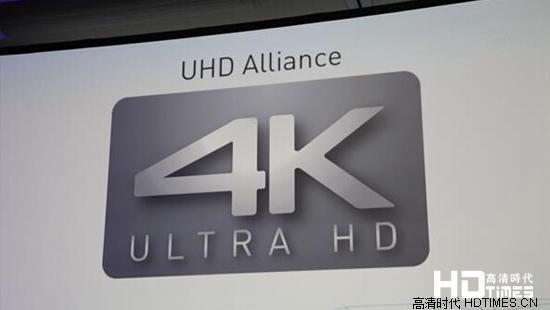 松下展示4K HDR电视 亮度更高画质明显提升
