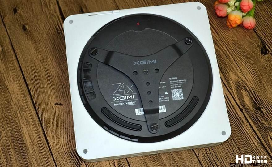 极米Z4X图片 360度全方位外观展示【图】