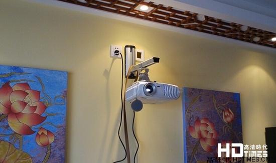 四种家用投影仪安装方式效果图赏析【图】