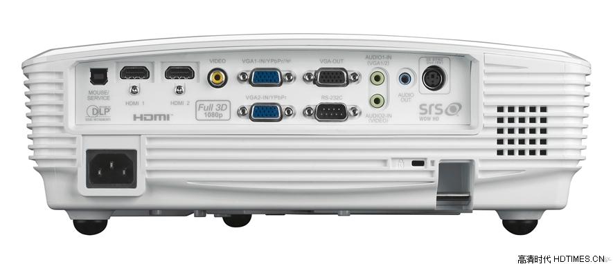 奥图码HD25投影机图片 360度全方位外观展示