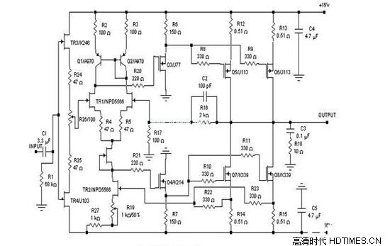 推挽电路工作原理