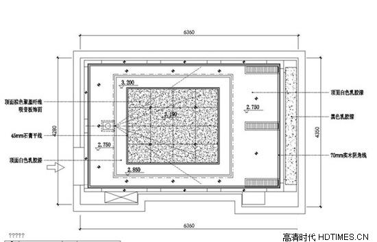 奢华至尊之享 重庆私人电影院案例赏析【图】