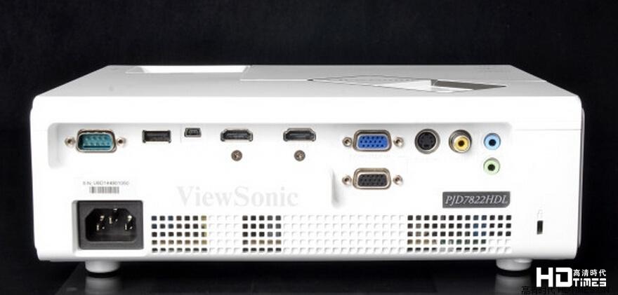 优派PJD7822HDL图片 360度全方位外观