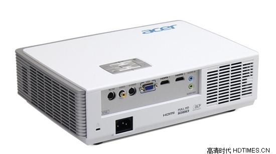 Acer H6510BD参数 详细规格及售后信息