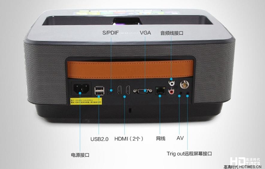 飞利浦HDP1550图片 360度全方位外观展示