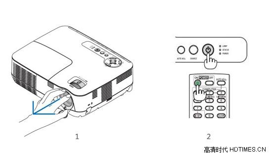 nec投影机怎么用?详细解析nec投影机使用方法