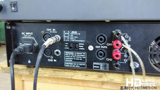 功放机怎么连接电脑?图解功放连接电脑要求
