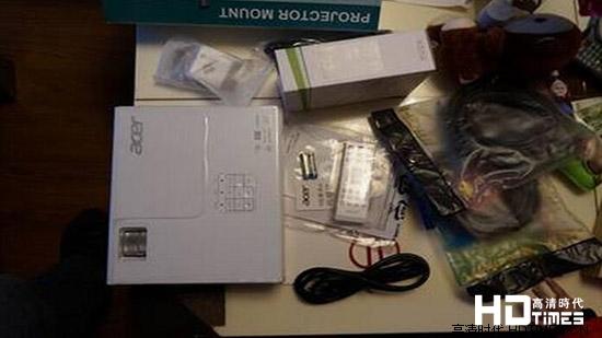 Acer  H6510BD投影仪评测 第三方深度图文测评
