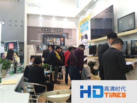 威动影院系统重磅亮相广州国际专业灯光音响展