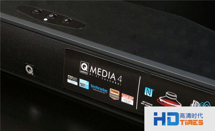 这么厉害?Q Acoustics Media 4一体式音响