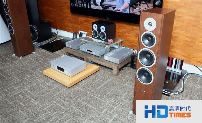 无线自由 Dynaudio focus XD & Xeo多声道家庭影院系统