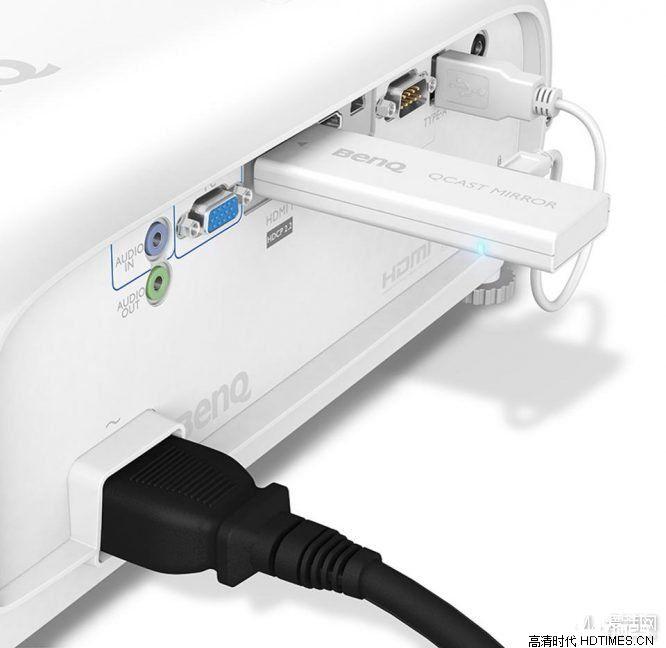 明基W1700再次刷新4K HDR投影仪性价比