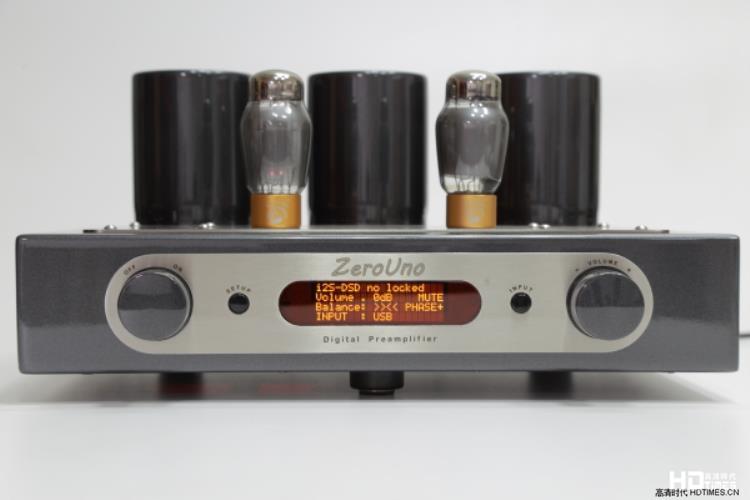如果没空去音乐厅,就让它带你去吧!-CanEVER Audio ZeroUno DAC MK2真空管解码器
