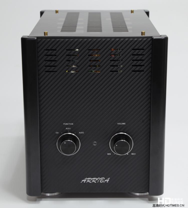 精緻柔美的25瓦-Arriba A8025真空管综扩