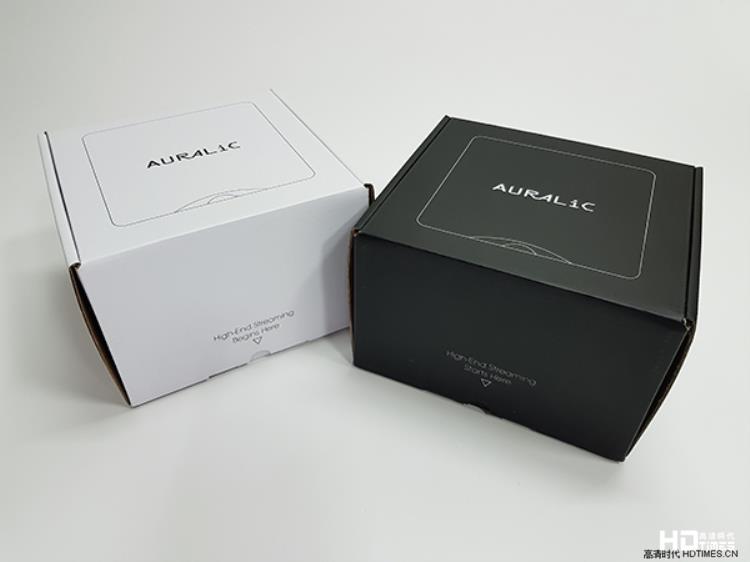 人小鬼大的无线转盘-AURALiC Aries Mini无线串流播放机