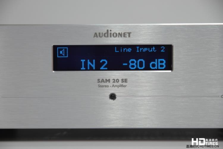 纵横二十年限量纪念-Audionet SAM 20 SE