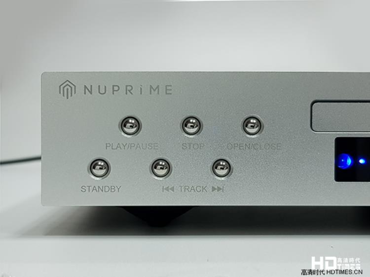 补齐心中最想要的一块-NuPrime CDT-8 Pro CD转盘