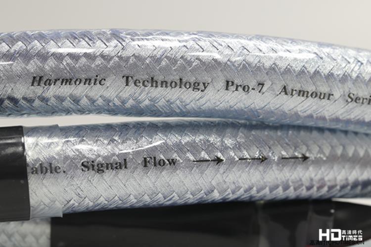 Harmonic Technology Pro-7 Reference Armour 绝美声音 喇叭线