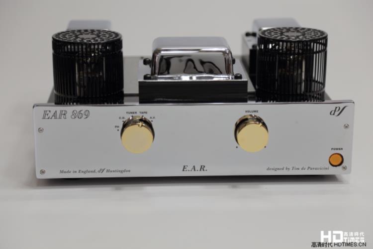 绝美十五瓦单端-EAR 869合并式功放
