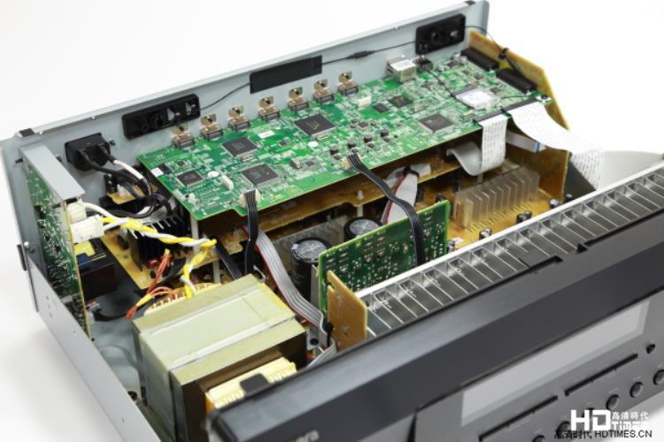 虽为入门,实力非同小可-Integra DRX-2.1环绕功放