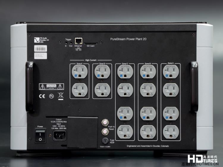 音响迷今年的必修课-PS Audio P20 Power Plant电源再生器
