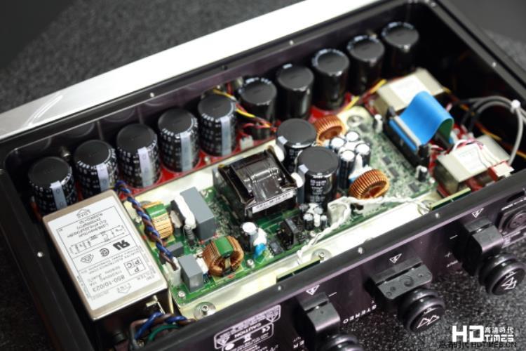 迷你而丰沛的驱动力-Jeff Rowland Model 535