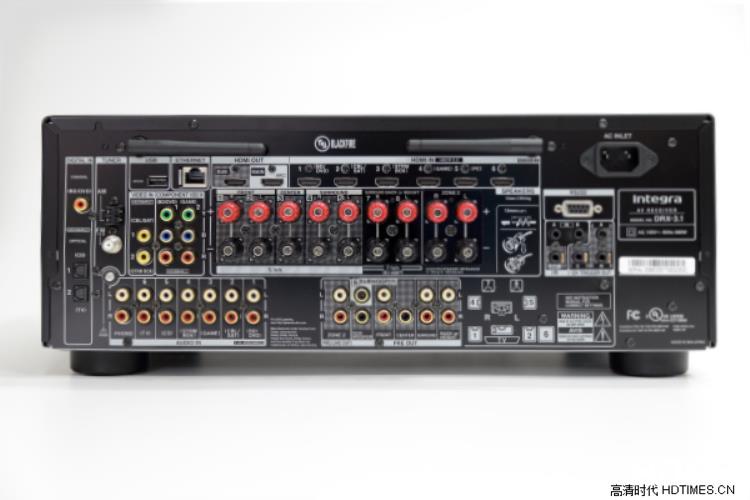 多声道好、两声道也好-Integra DRX-3.1 AV环绕功放机
