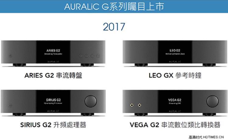 让达人听了也心动-试听Auralic Aries G2、Vega G2 (上)