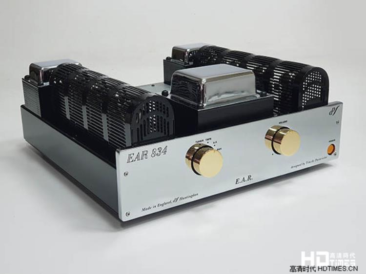 点燃温暖的音乐之火-EAR 834真空管综扩