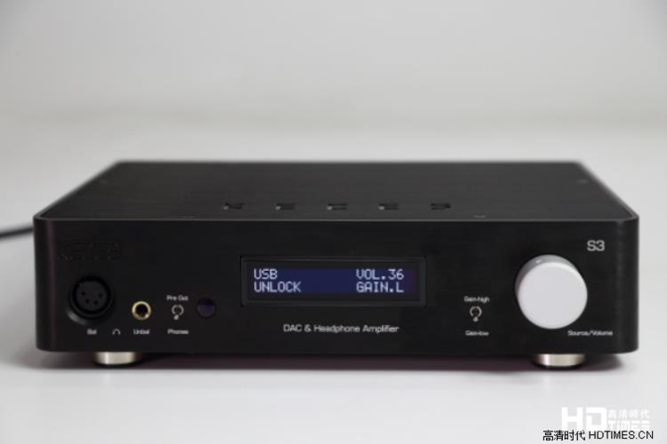 各种耳机的良配-KECES S3 DAC耳机扩大机前级