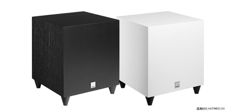 优雅简洁的入门款超低音-Dali Sub C-8 D超低音